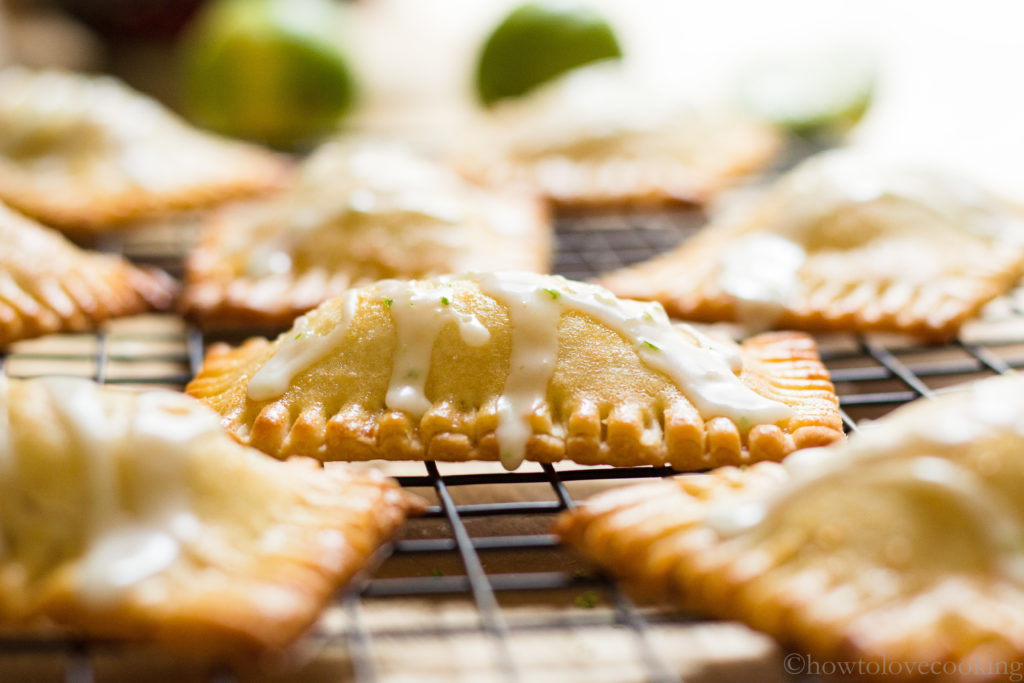 Guava & Cream Cheese Pop Tarts - How to Love Cooking